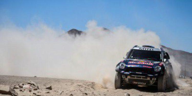 Dakar 2015, etapa 13: Al-Attiyah en coches y Mardeev en camiones, ganan el Dakar