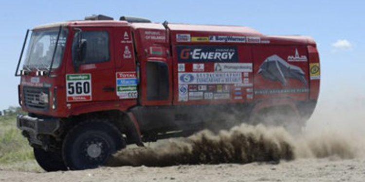 Dakar 2015: Etapa 13 entre Rosario y Buenos Aires