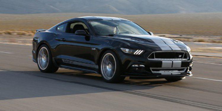 Shelby presenta el Mustang GT de más de 600 caballos