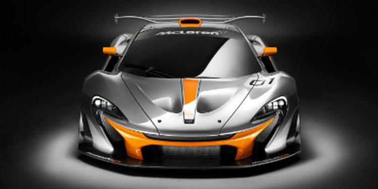 McLaren adelanta en vídeo el definitivo P1 GTR