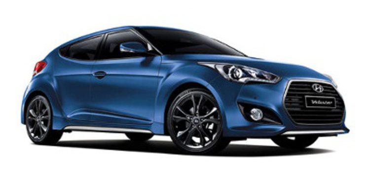 Hyundai añade mejoras y nuevas opciones al Veloster