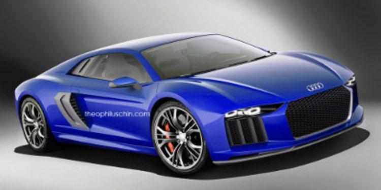 Audi desvelará los nuevos R8 y R8 e-tron en marzo