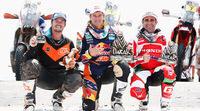 Dakar 2015: Las palabras de los cuatro campeones