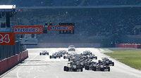 Gran preinscripción en el FIA F3 2015