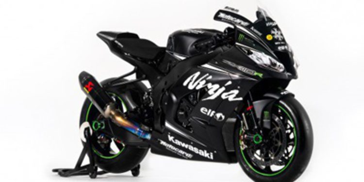 Monster Energy patrocina a Kawasaki en el World SBK