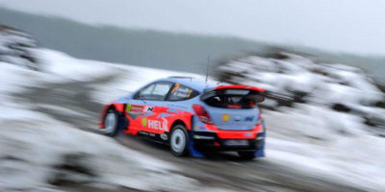 El Hyundai i20 WRC afronta su segundo Rally de Montecarlo