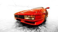 Los mejores vídeos del mítico Ferrari Testarossa
