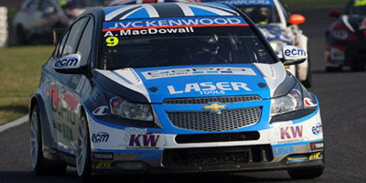 Craft Bamboo Racing vuelve al WTCC en 2015