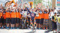 Dakar 2015: Así ganó Marc Coma en motos