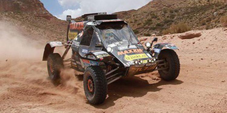 Tom Coronel completa la edición 2015 del Dakar