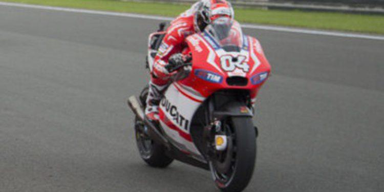 Gigi Dall'Igna explica los pasos a seguir de Ducati