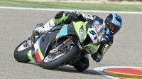 Finaliza el test en MotorLand de KRT y Pata Honda