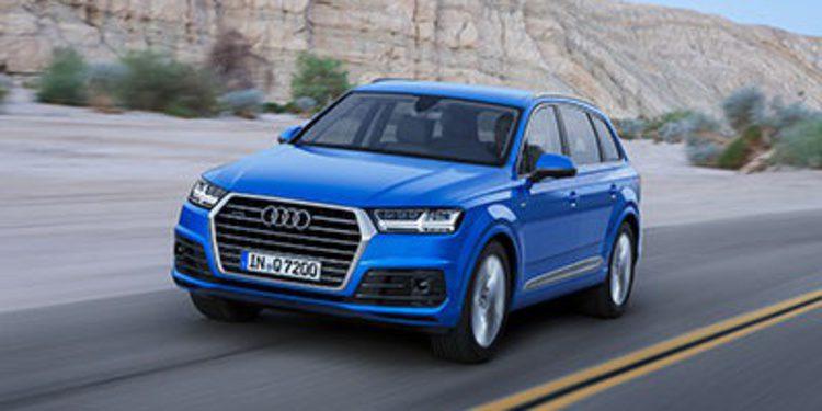 El nuevo Audi Q7 será 325 kilos más ligero