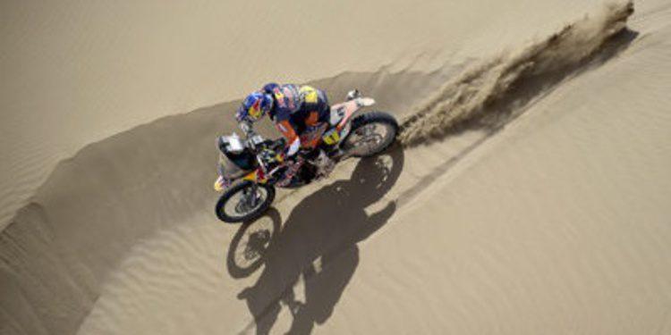 Marc Coma suena para Toyota en el Dakar 2016