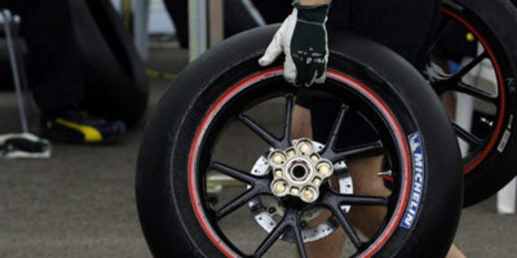 Los test de MotoGP tendrán un día extra para Michelin