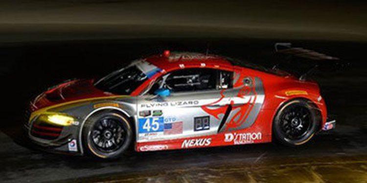 Audi ya está lista para las 24 Horas de Daytona