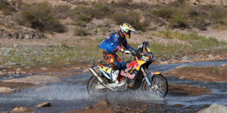 Dakar 2015: Actuación de los pilotos españoles (I)