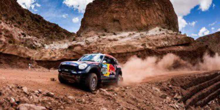 Dakar 2015: Así ganó Nasser Al-Attiyah en coches