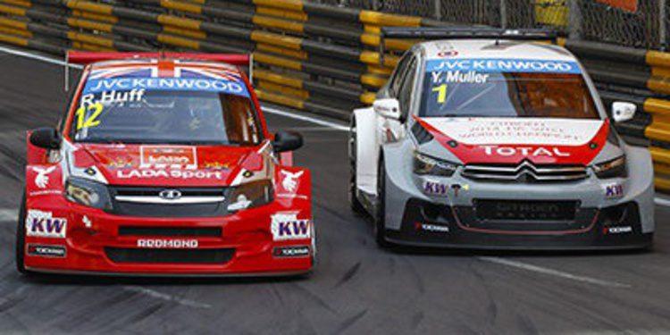 Rob Huff cree que Lada puede ganar carreras en 2015