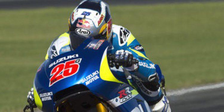 Davide Brivio analiza los últimos meses de Suzuki