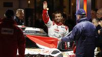 Sebastien Loeb golpea primero en la noche del Rally de Montecarlo