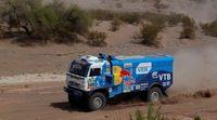 Dakar 2015: Sorpresas y decepciones en la categoría de camiones