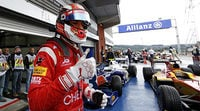 Raffaele Marciello correrá en GP2 con Trident en 2015
