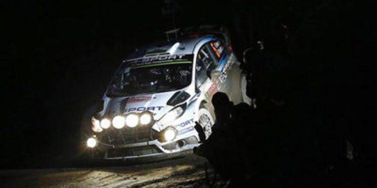 El nuevo motor del Fiesta RS WRC llegará en Portugal