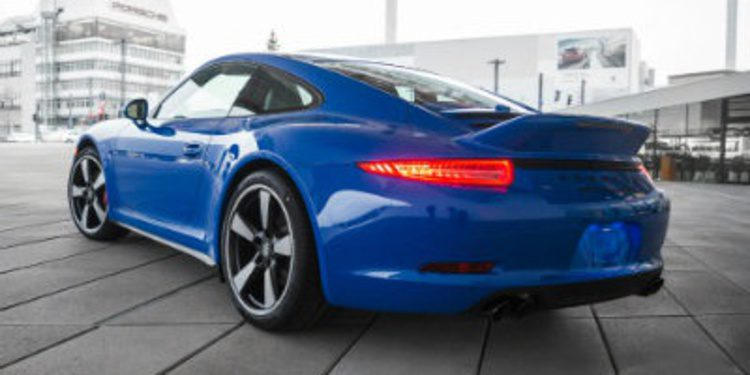 El Porsche 911 GTS Club Coupé exclusivo para EE.UU.