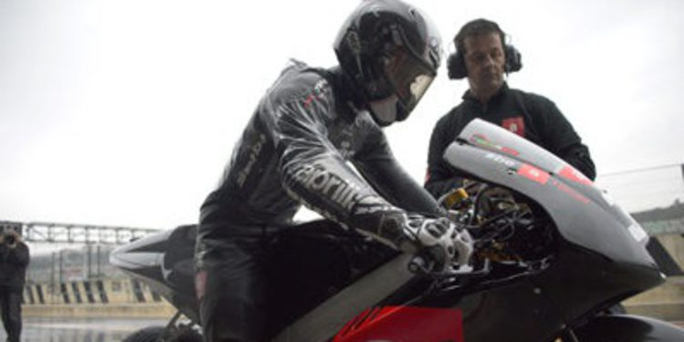 "Marco Melandri: ""Me estimula desarrollar la moto"""