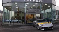 Nueva edición especial Ferrari F12 Berlinetta Tour de France