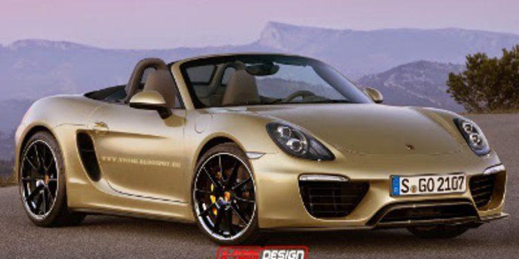 Novedades en la gama Boxster y Cayman de Porsche