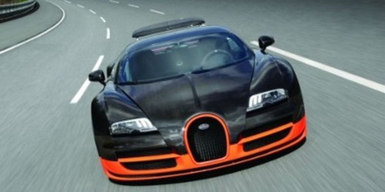 Especial Bugatti Veyron World Record Car a la venta