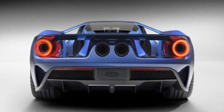La versión definitiva del Ford GT será lanzada en 18 meses