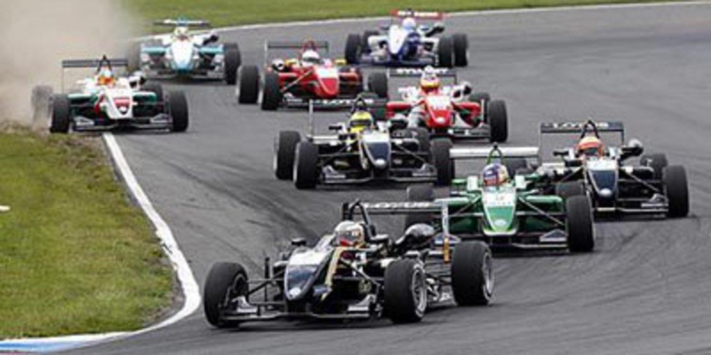 Desaparece el campeonato alemán de Fórmula 3