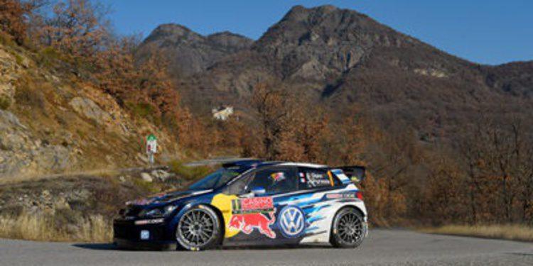 Sebastien Ogier gana el Rally de Montecarlo con triplete de Volkswagen