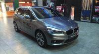 Nuevo BMW Serie 2 Active Tourer en vivo