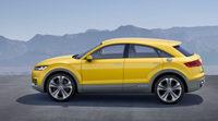 Confirmado el Audi TT crossover para producción