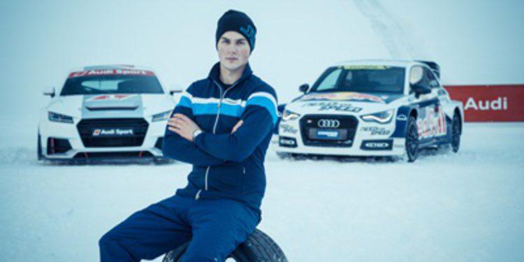 Anton Marklund ficha por EKS en el World RX