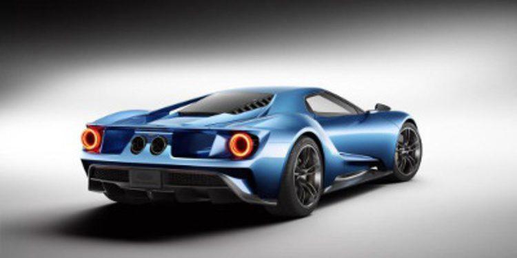 Forza 6 puede haber filtrado el Ford GT de carreras