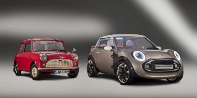 Toyota señalada como socio en el proyecto del MINI Rocketman