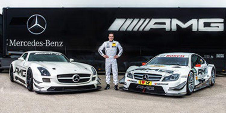 Mercedes confirma a Maximilian Gotz para el DTM