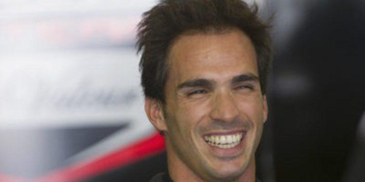 La complicada historia de JR Racing afecta a Toni Elías