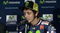 """Valentino Rossi: """"En 2015 espero seguir la misma línea"""""""