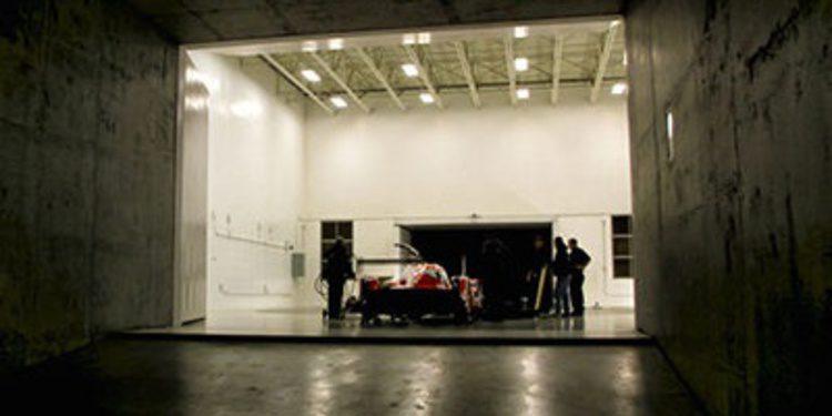Primera foto oficial del Nissan LMP1