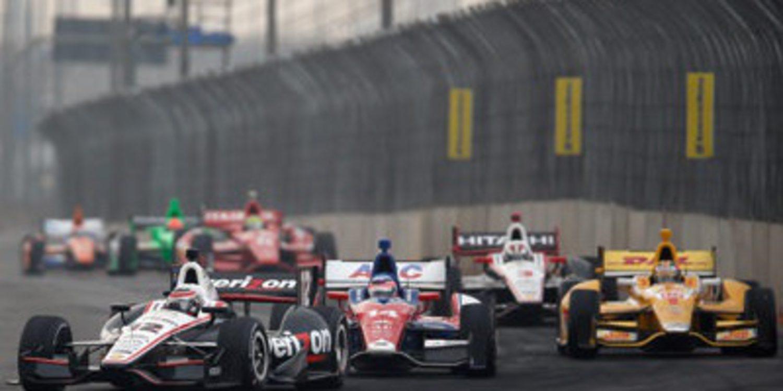 Brasilia cae del campeonato IndyCar