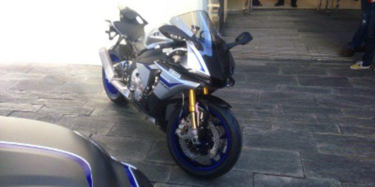 Nueva Yamaha R1-M, 200 CV para menos de 200 kilos