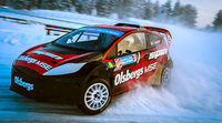 El 'RallyX On Ice' acompañará al Rally de Suecia