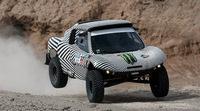 X-Raid ya trabaja sobre su buggy para el Dakar 2016