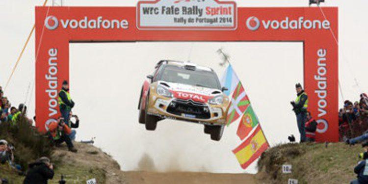 El Rally de Portugal al norte y con el 'Fafe'
